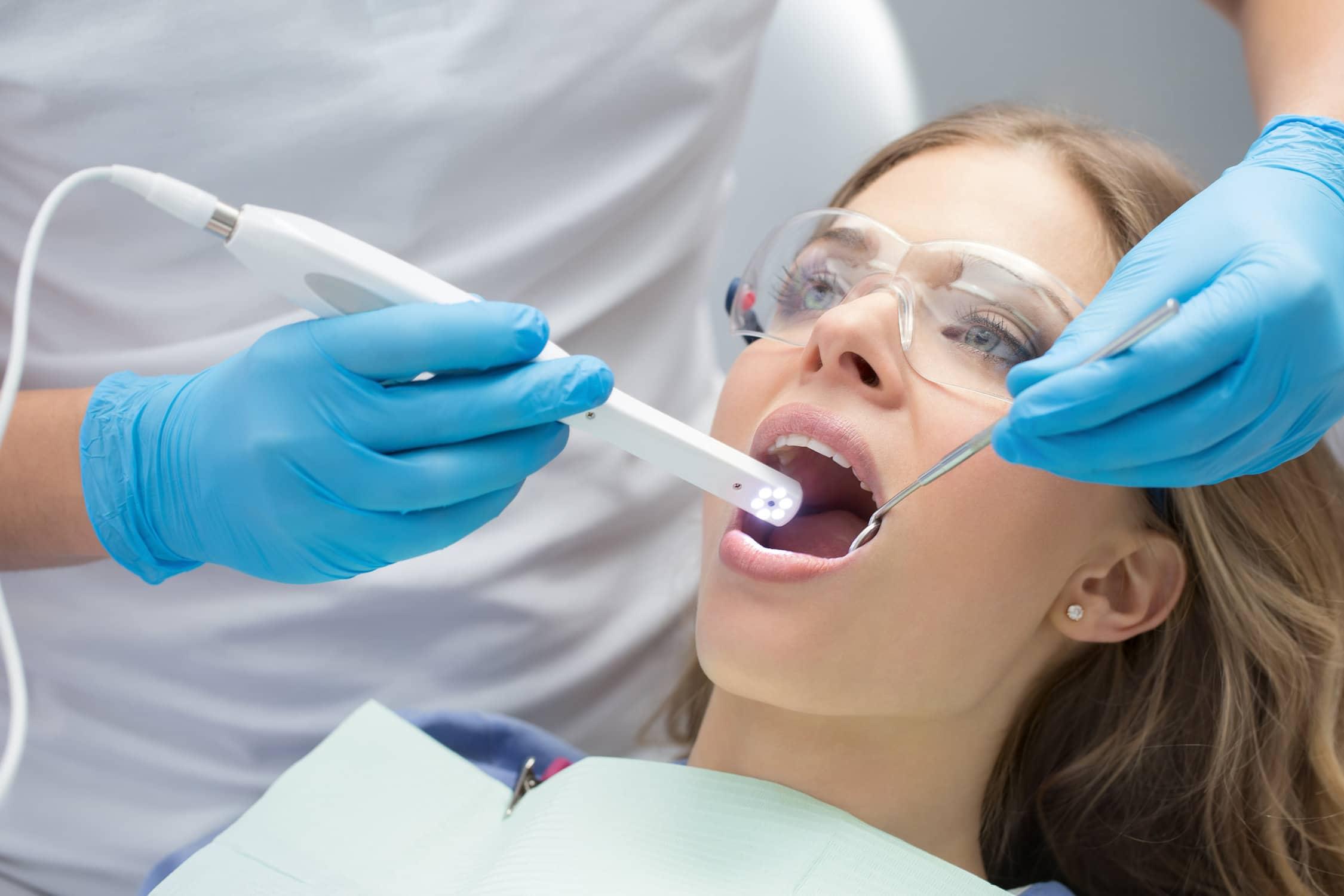 Dental technology - Intraoral camera